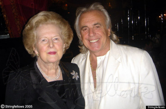 peter stringfellow margaret thatcher