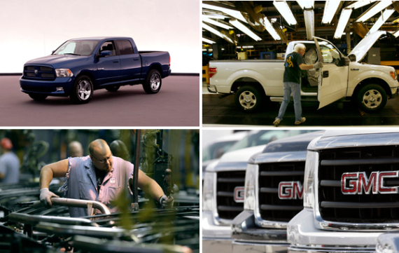 General Motors Pickup Truck Closes Is This The End Of The