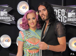 WATCH: Katy Perry Finally Moves On From Russell Brand... Literally