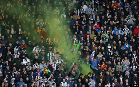 newcastle united fans paolo di canio