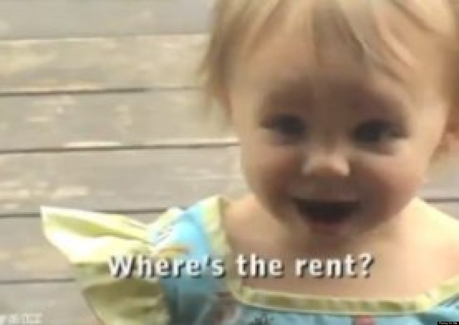 Jeremy Piven's Niece Pearl: Landlord In Will Ferrell Video ...