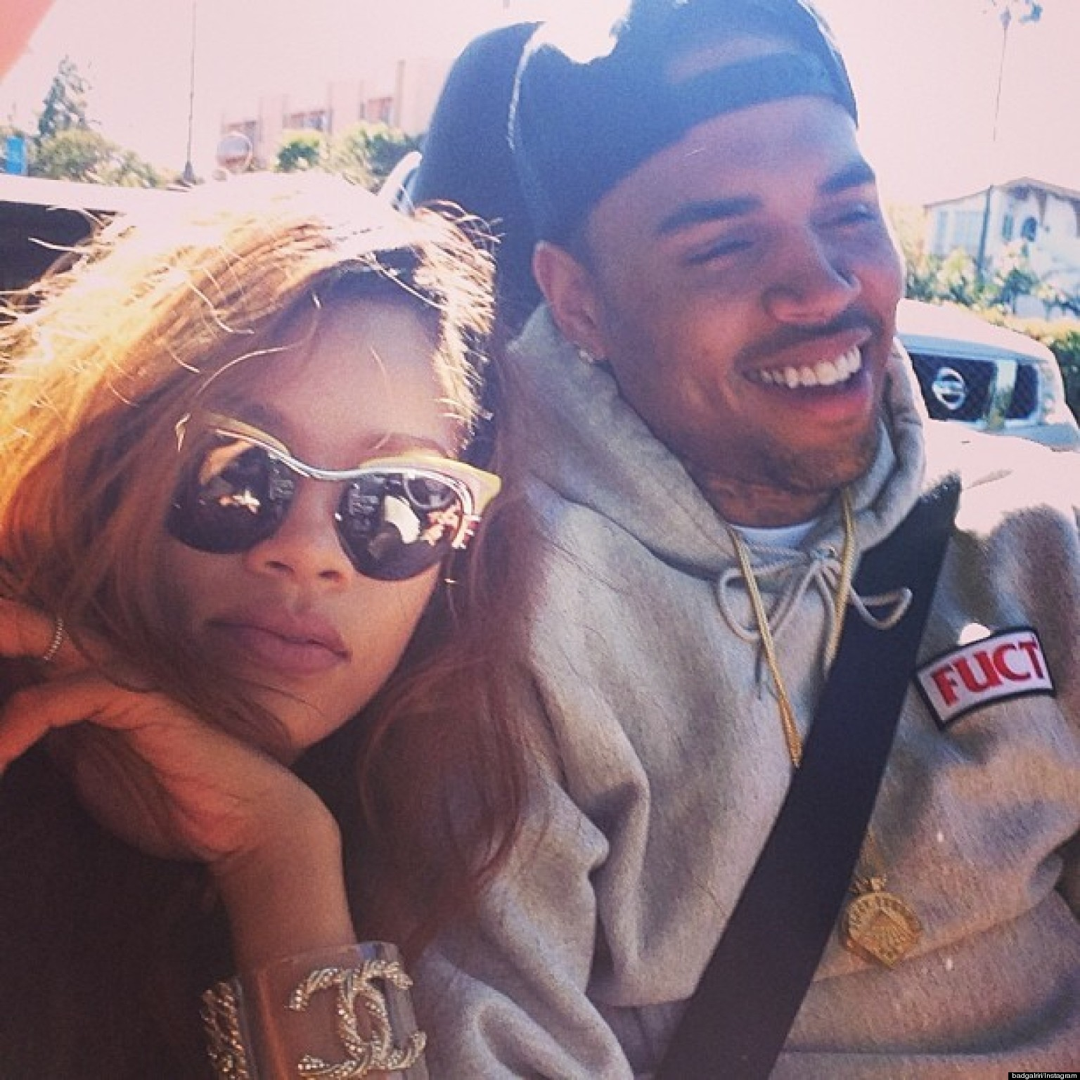 Rihanna, Chris Brown Together Again But Who Knows What ...