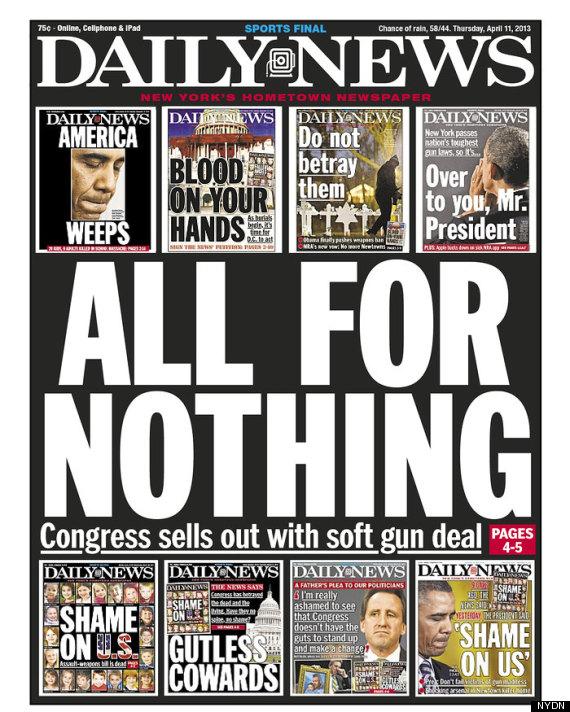 daily news guns