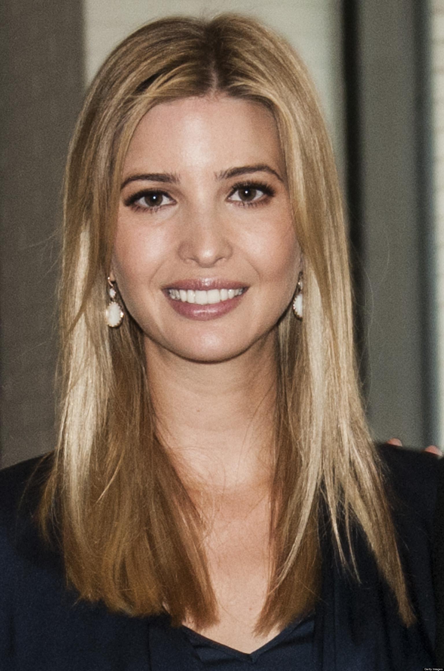 Bien maquillada  Maquillajes que inspiran  Ivanka TrumpIvanka Trump 2013 Hair