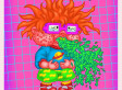 Nickelodeon Art Show, 'It's The ShizNICK!', Is The Best Nostalgic Kick You'll Get Today (PHOTOS)