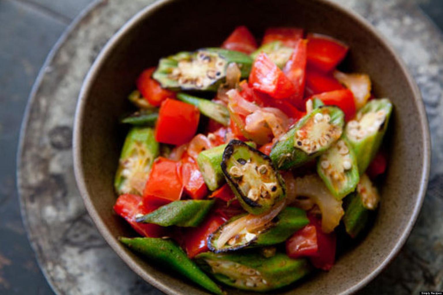 Okra Pilau Recipes — Dishmaps
