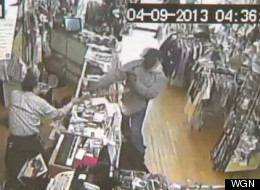 Charges Filed In Robbery Where Shop Owner Fought With Bat