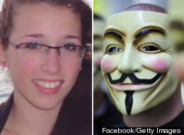 Rehtaeh Parsons Anonymous