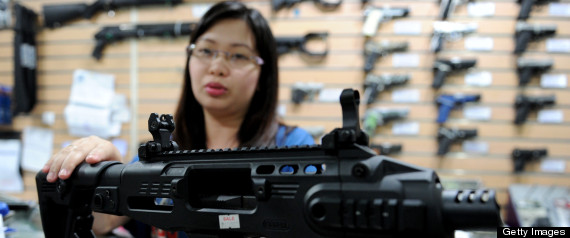 Philippines' Black Market For Guns Thrives In Absence Of Trust In