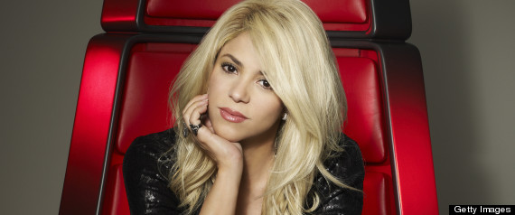 TEAM SHAKIRA THE VOICE