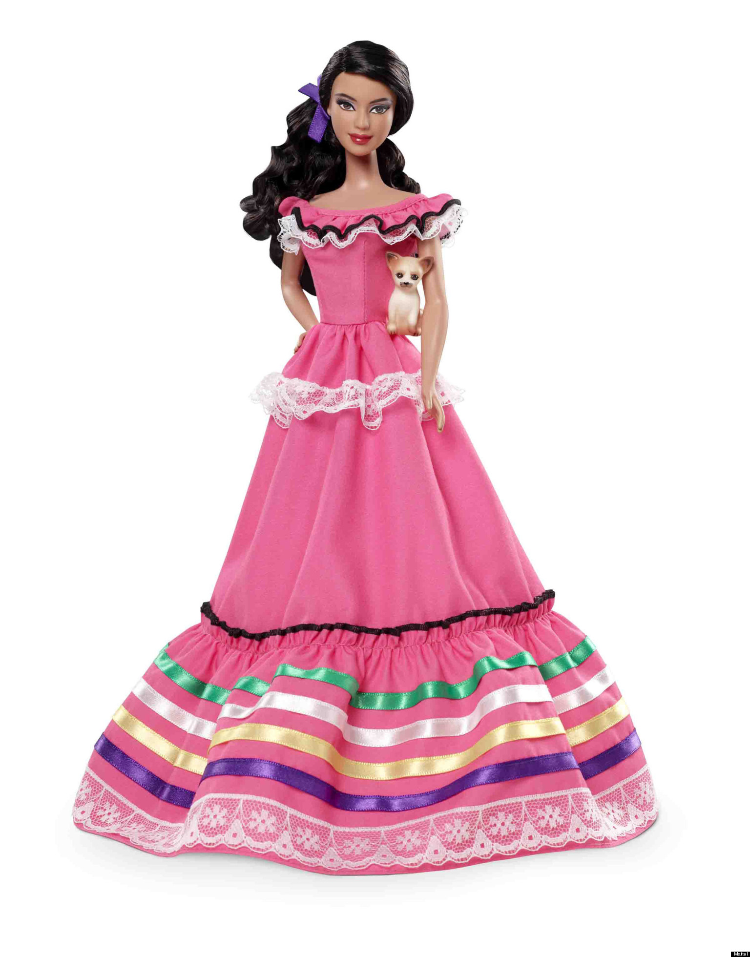 Best Barbie Dolls And Toys : Mexico barbie from dolls of the world collection