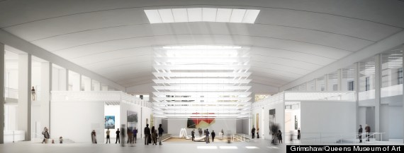 queens museum of art expansion