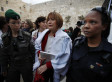 Women Praying At Western Wall Arrested In Jerusalem (VIDEO) (PHOTOS)