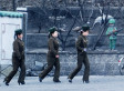 North Korea's Female Soldiers March In High Heels (PHOTO)
