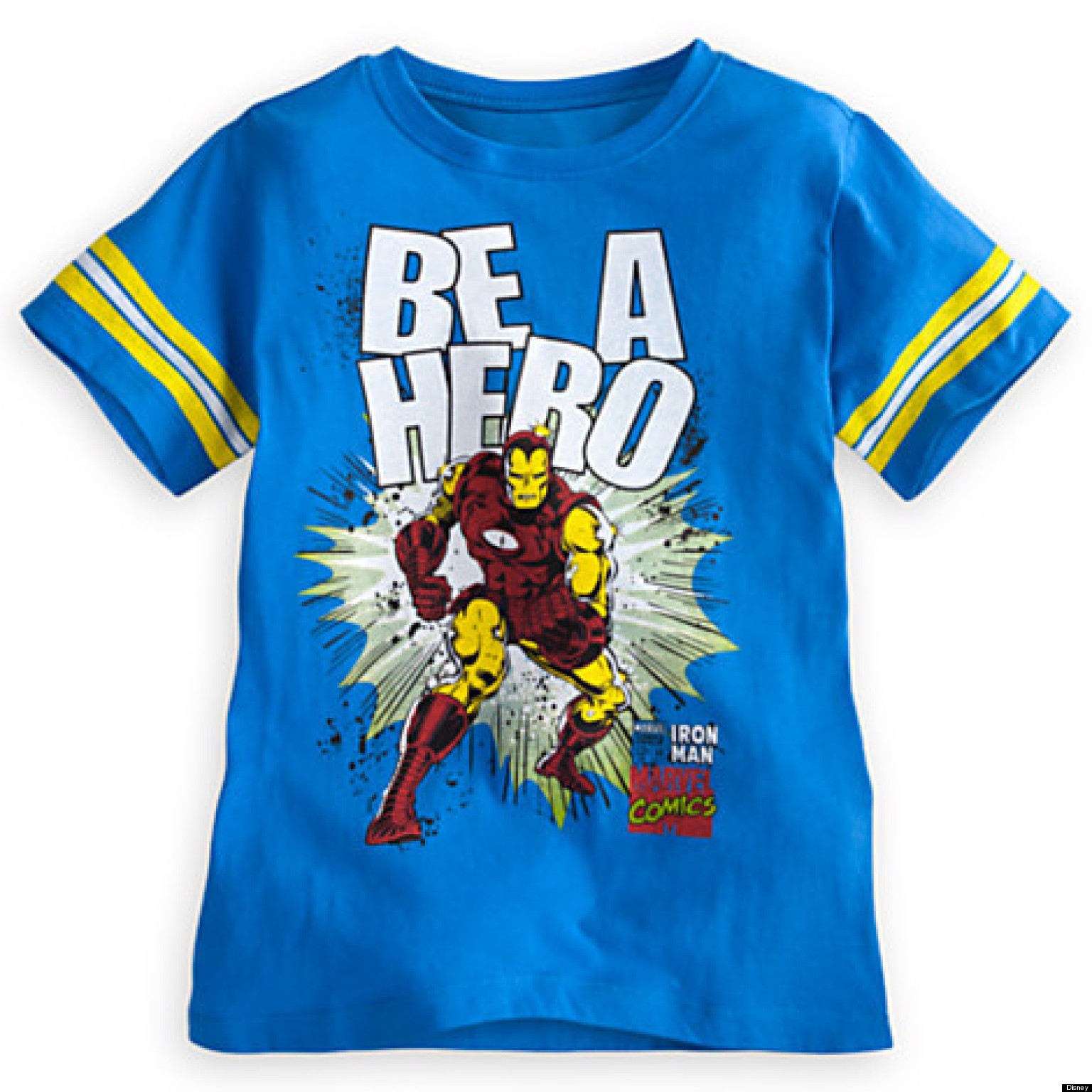 Online petition against disney 39 s sexist avengers t shirts for Superhero t shirts india