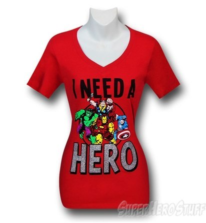 girls red t shirt