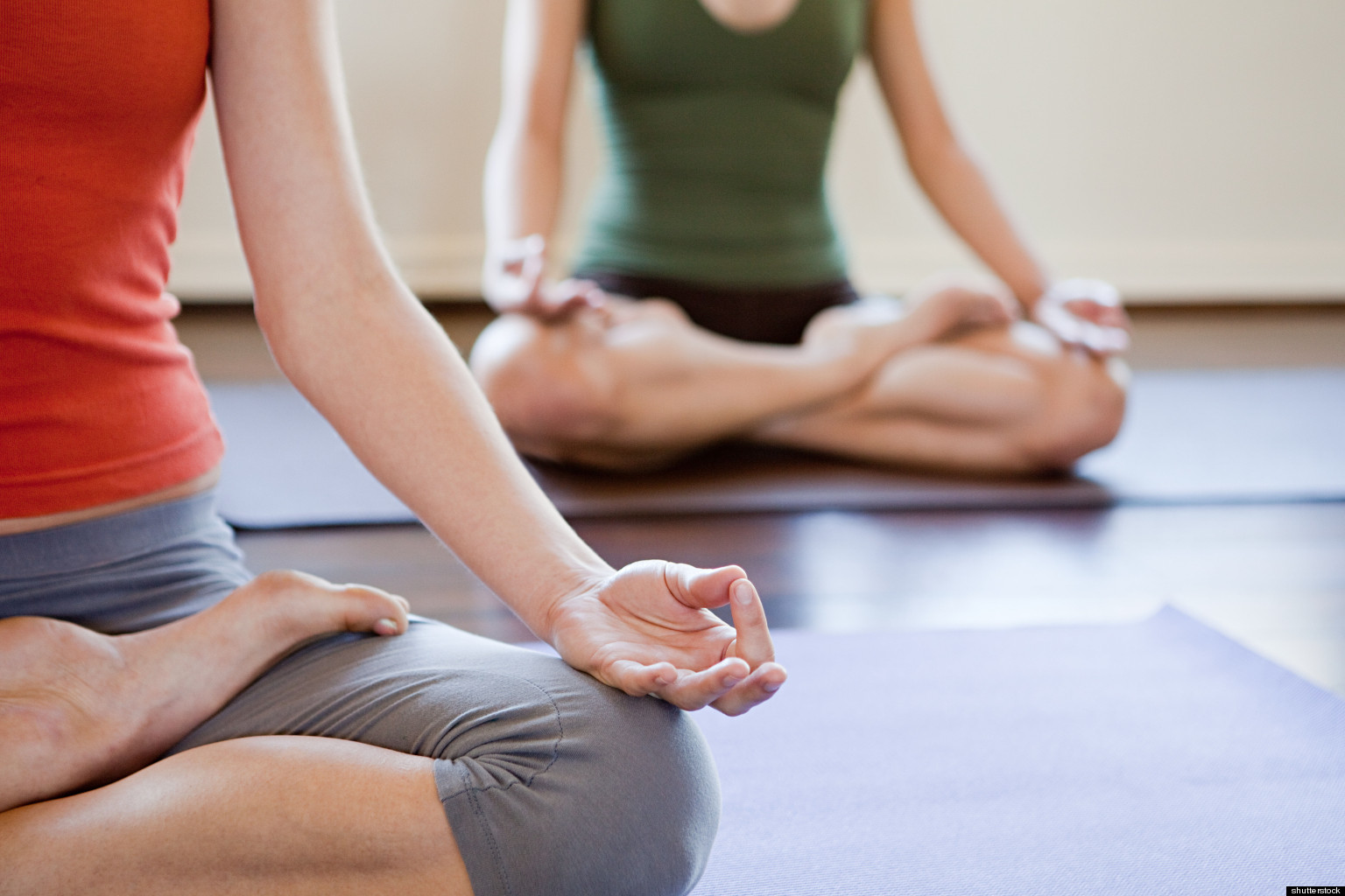 HuffPost Stress-Less Challenge, Day 3: Yoga For Stress ...
