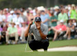 Tiger Solid In Opening Round At 2013 Masters