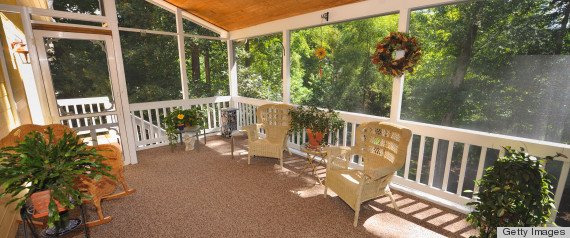 Clean Porch And Patio Screens To Maximize Your Lounging