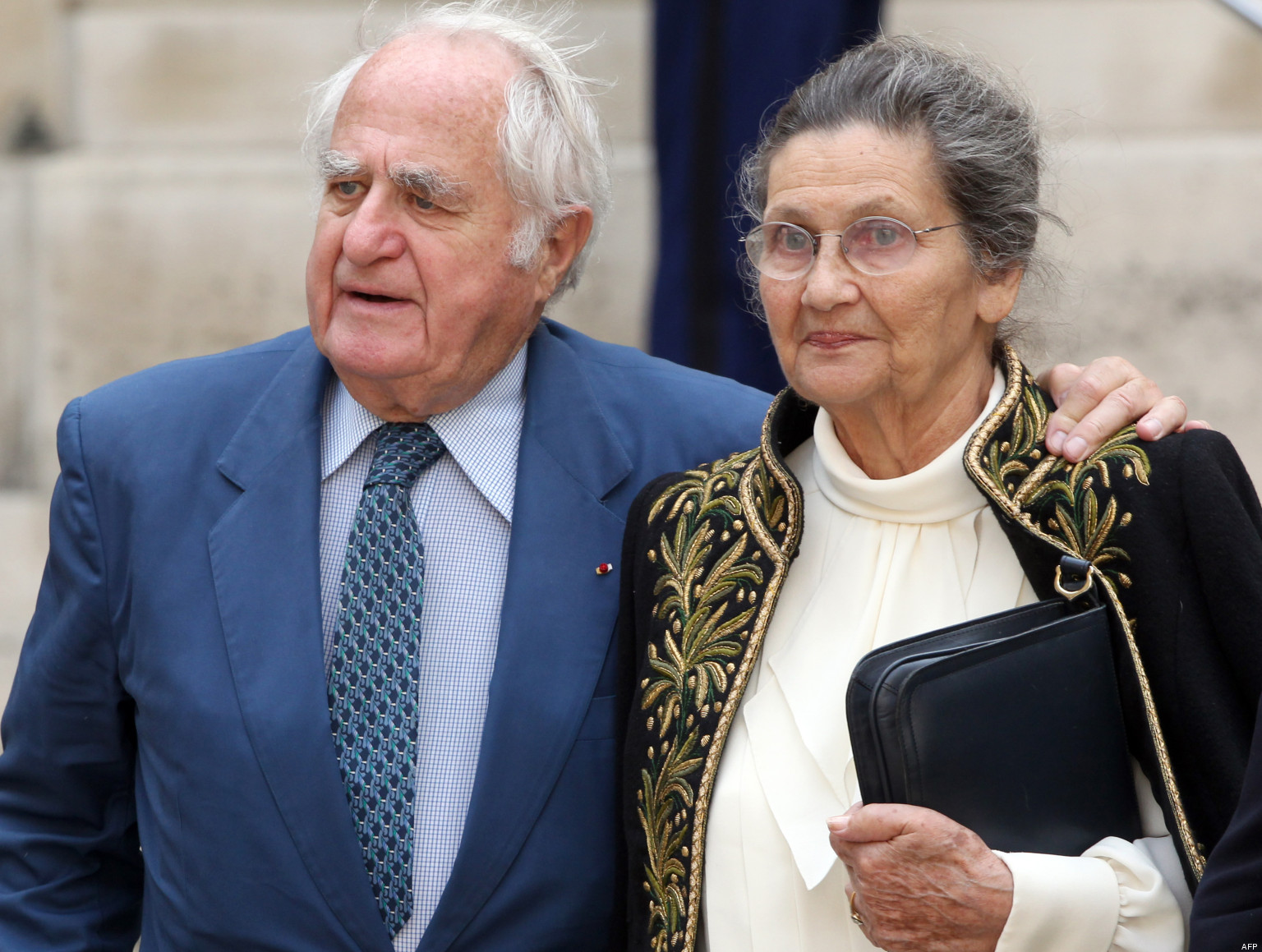 Antoine veil est mort le mari de simone veil est d c d l 39 ge de 86 ans - Bureau de change nice jean medecin ...