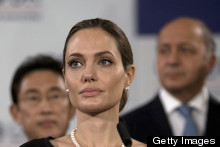 Is Angelina Jolie Going Grey? (*Seriously Considers Dying Hair Grey*)