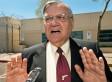 Joe Arpaio, Arizona Sheriff, Has Explosive Addressed To Him, Intercepted By Authorities