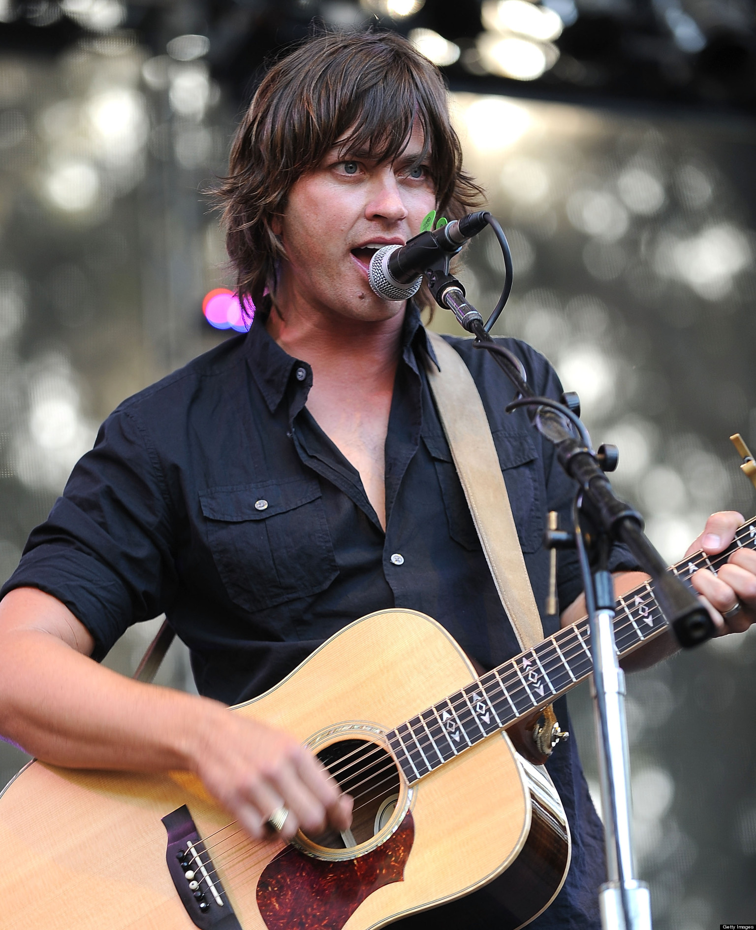 Old 97's Frontman Rhett Miller Blows Out Voice, Cancels ...
