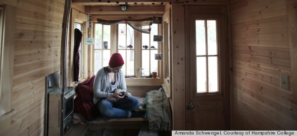 nara williams tiny home