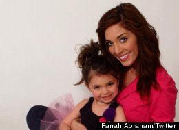 Farrah Abraham James Deen