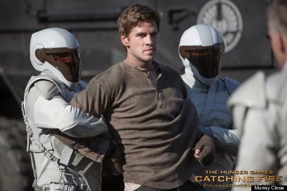 gale catching fire