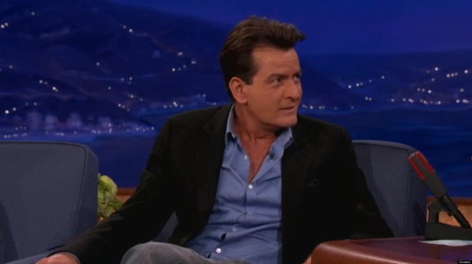 WATCH: Charlie Sheen Blames Dave Chappelle For Meltdown