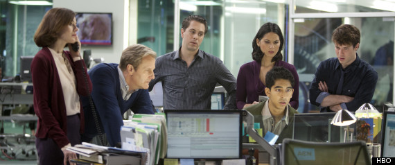THE NEWSROOM PREMIERE DATE