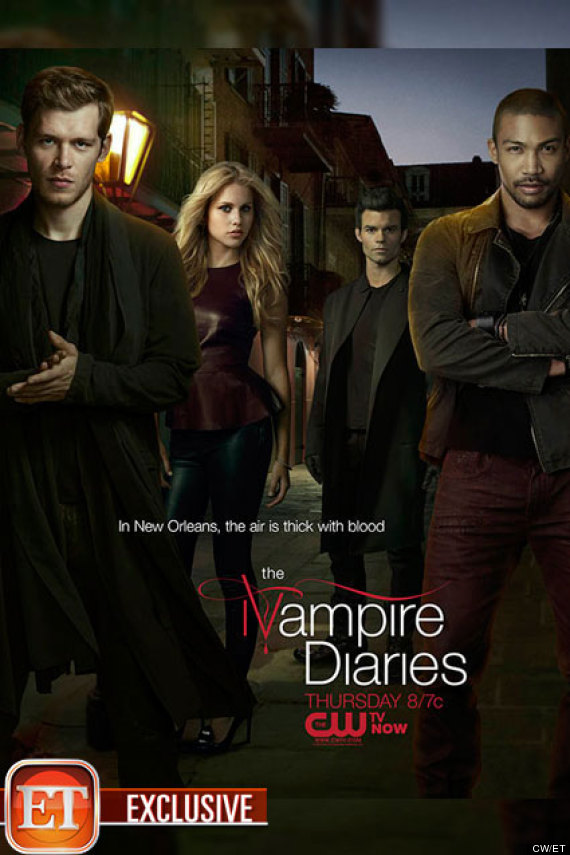 vampire diaries spin off