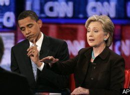 Clinton Obama Debates Letter