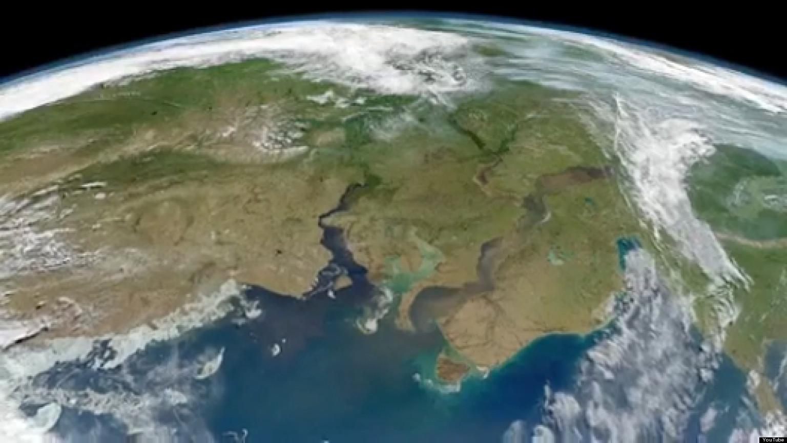 Nasa Earth Video Showcases