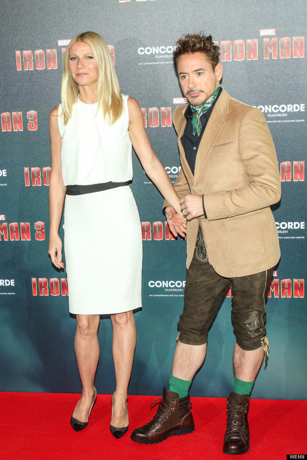 gwyneth paltrow robert downey jr