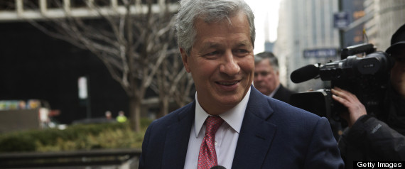 Jamie Dimon Chairman Role