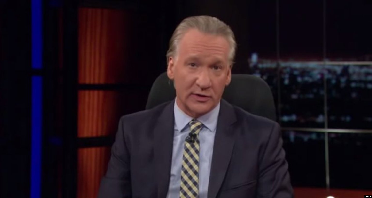 WATCH: Maher Issues Stern Warning To U.S. 'War Mongers'