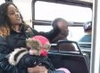 Mom Tosses Baby On Bus To Fight Woman For 'Disrespecting' Her Baby (VIDEO, NSFW Language)