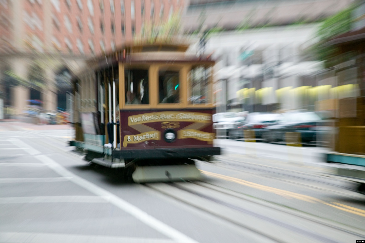 Recent Car Accidents In San Francisco