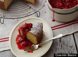 Recipe Of The Day: Olive Oil Cake