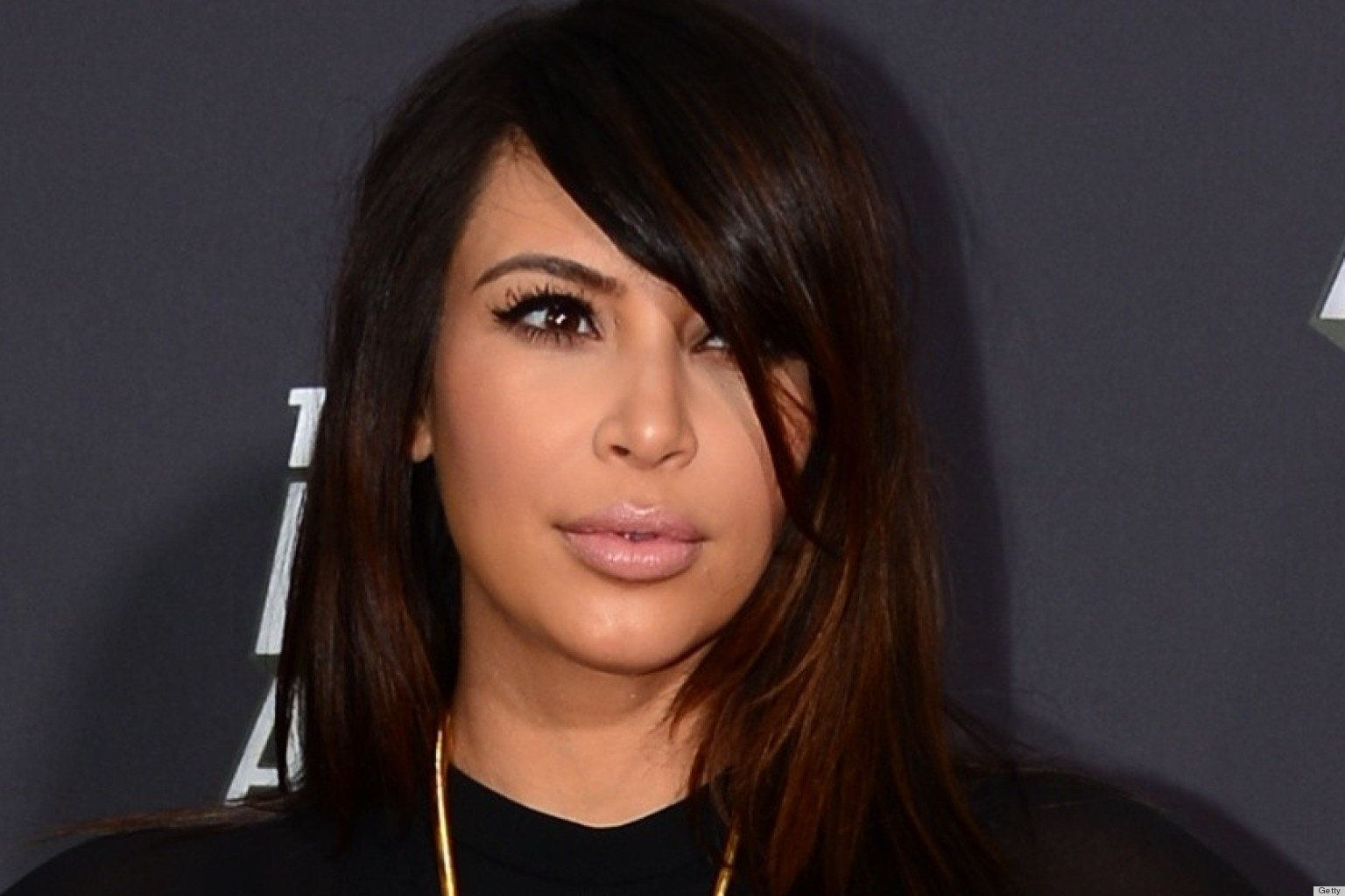 PHOTOS: Kim Kardashian Does Her LBD Justice At The MTV Movie Awards