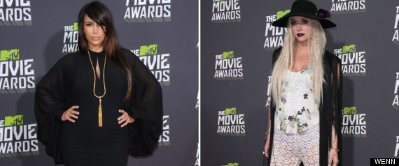 MTV MOVIE AWARDS BEST AND WORST DRESSED