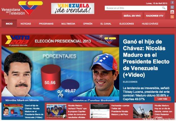 gráficos venezuela