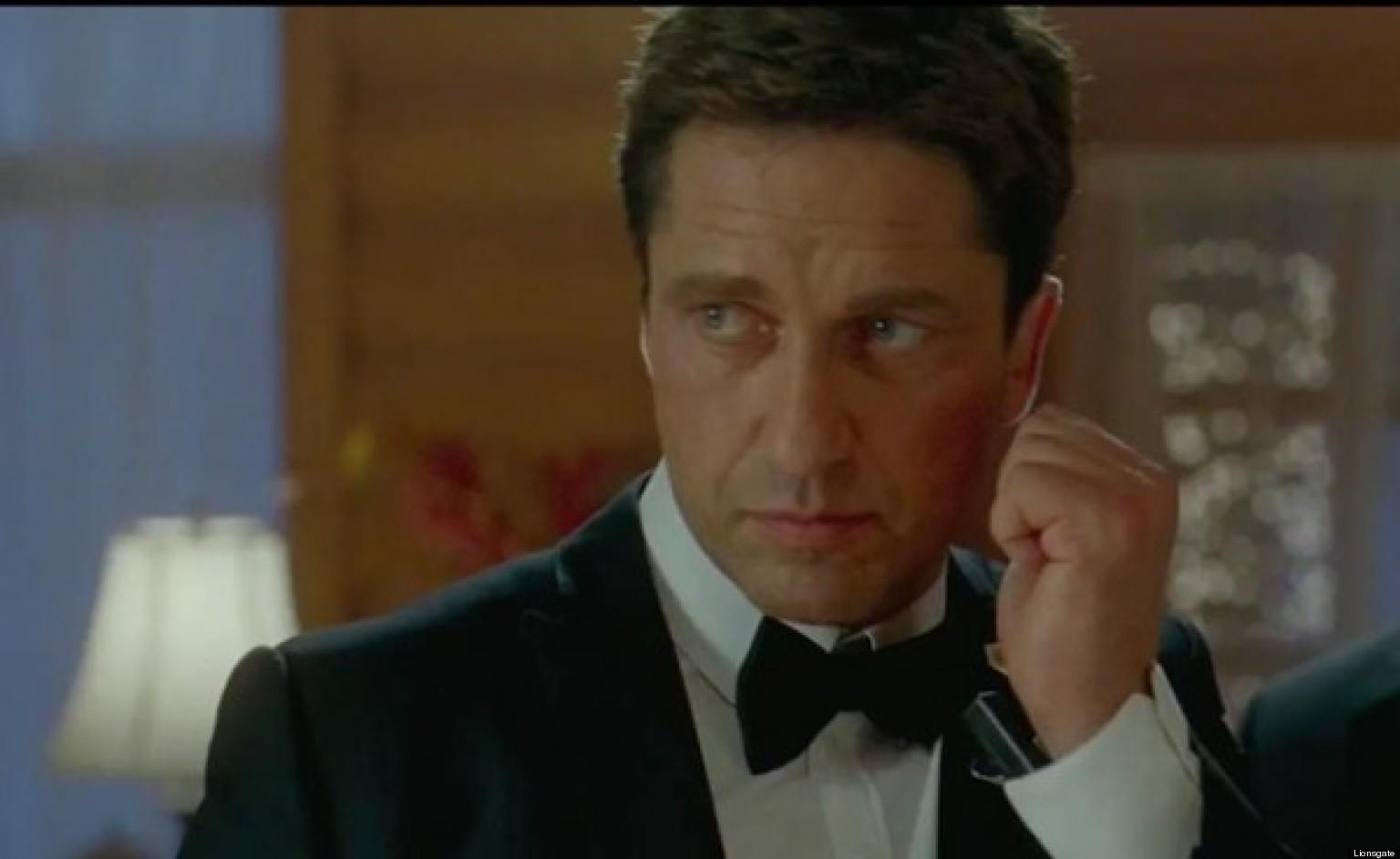 'Olympus Has Fallen' Star Gerard Butler: 'I Train Harder ...