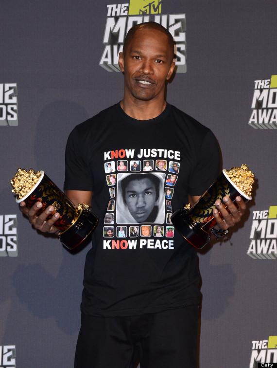 jamie foxx mtv movie awards