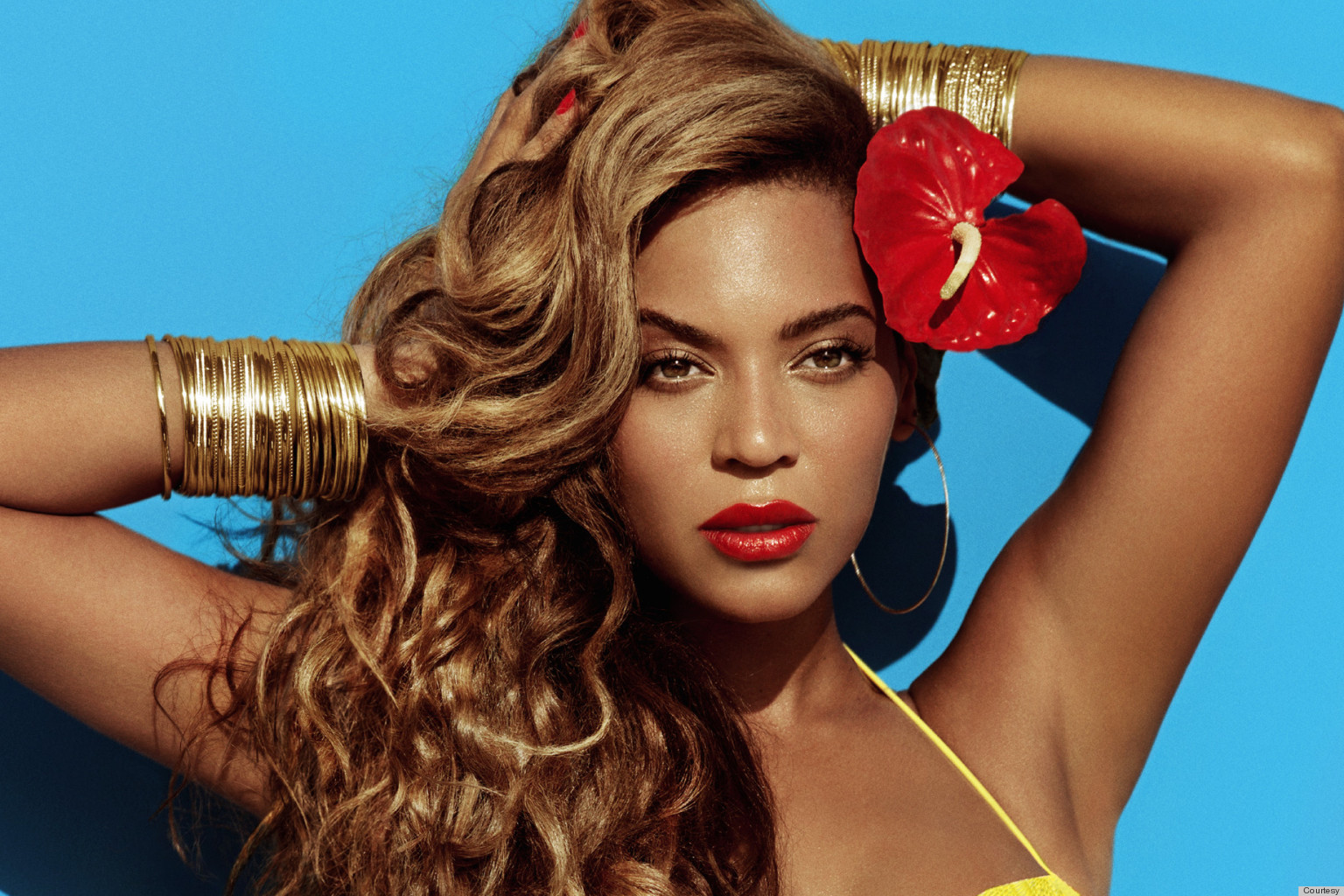 Beyonce's H&M Bikini Ads Are Just As Fierce As We Thought ...
