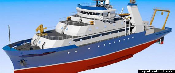 SALLY RIDE SHIP