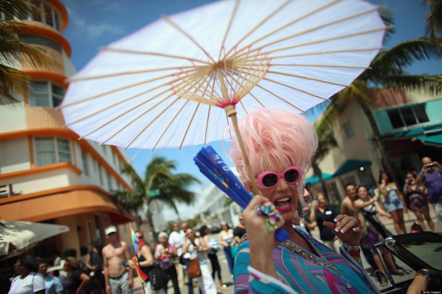 the Miami Beach Gay