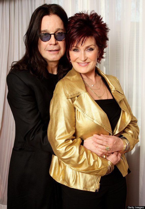 Sharon Osbourne couple
